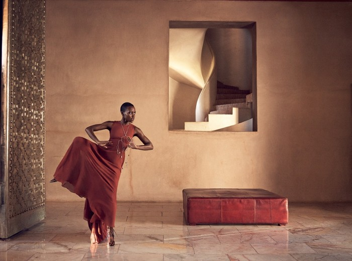 LUPITA NYONG'O IN VOGUE US