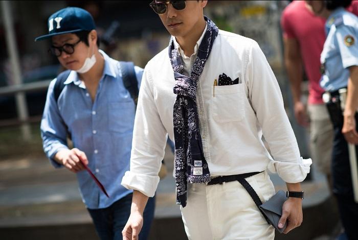Men fashion week s s 2015 street style fashion soup Fashion week 2015 men s hairstyle