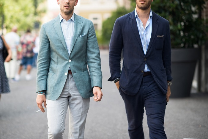 Men Fashion Week S S 2015 Street Style Fashion Soup