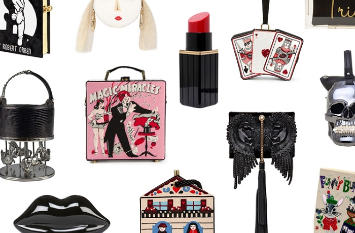 SPOOKY-CHIC BAGS FOR HALLOWEEN