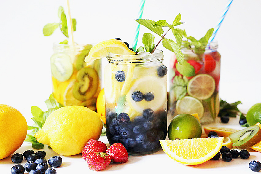 bear fruit fruit infused water recipes