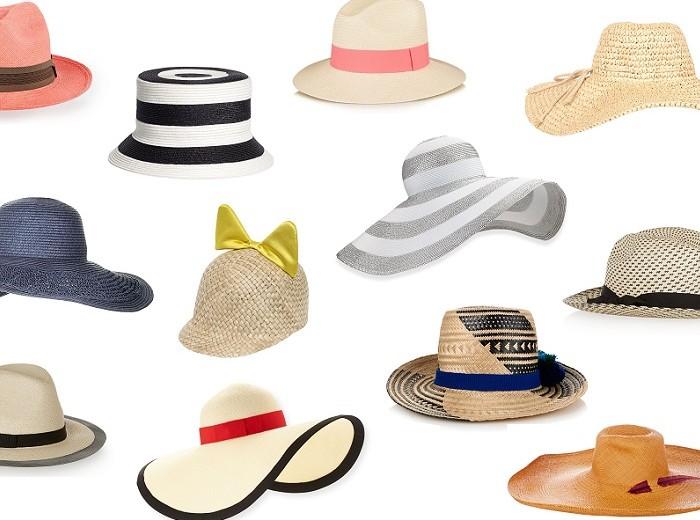 SPOTLIGHT ON SUMMER HATS