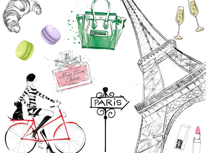 BECOMING A PARISIENNE IN 10 STEPS