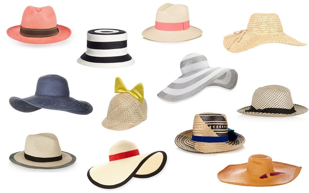 453ef187 SPOTLIGHT ON SUMMER HATS -