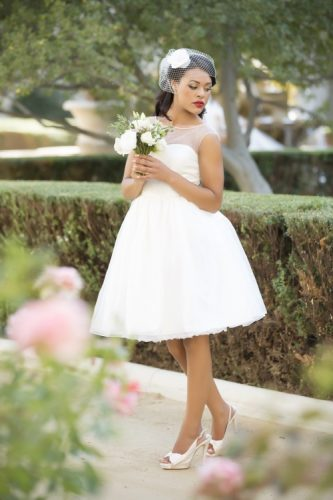 The History Of 1950s Wedding Dresses Fashion And Style Blogs